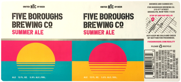 Five Boroughs Brewing Co. 1