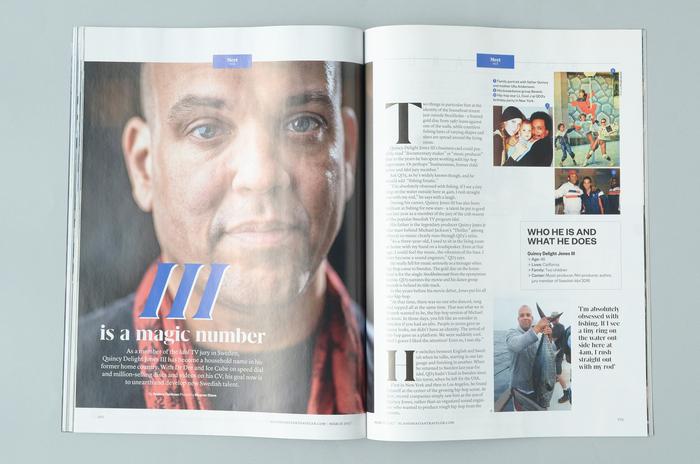 Scandinavian Traveler magazine 3