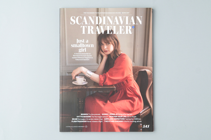 Scandinavian Traveler magazine 1