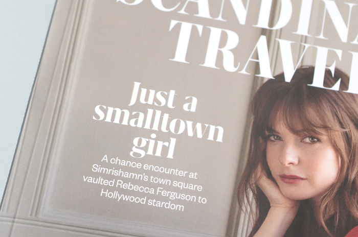 Scandinavian Traveler magazine 2