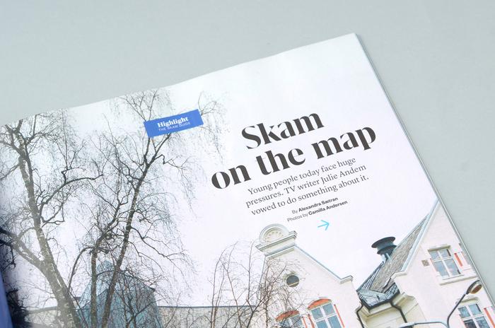 Scandinavian Traveler magazine 4