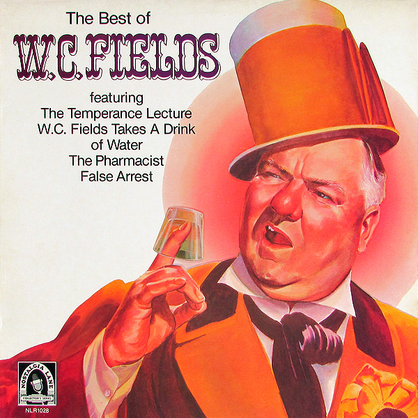 W.C. Fields ‎– The Best Of