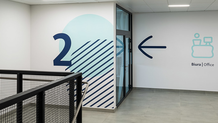 Wayfinding in Gemini Park Tychy 2