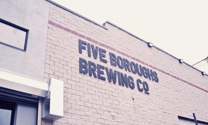Five Boroughs Brewing Co. 2