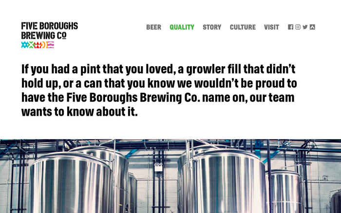 Five Boroughs Brewing Co. 9