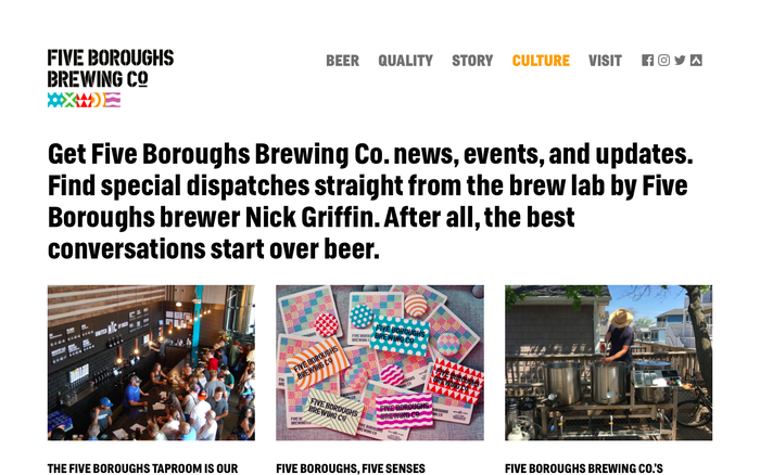 Five Boroughs Brewing Co. 12