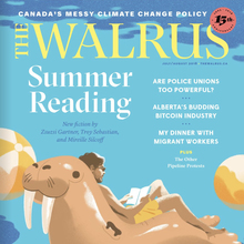 <cite>The Walrus</cite>, 2018 Summer Issue