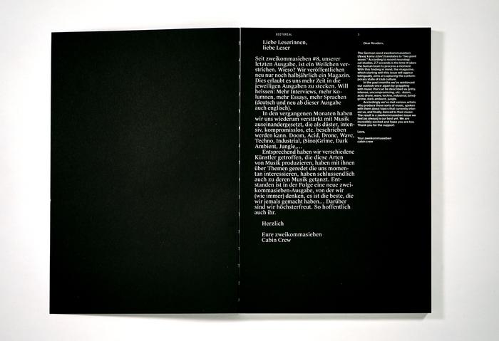 Zweikommasieben magazine #9 2