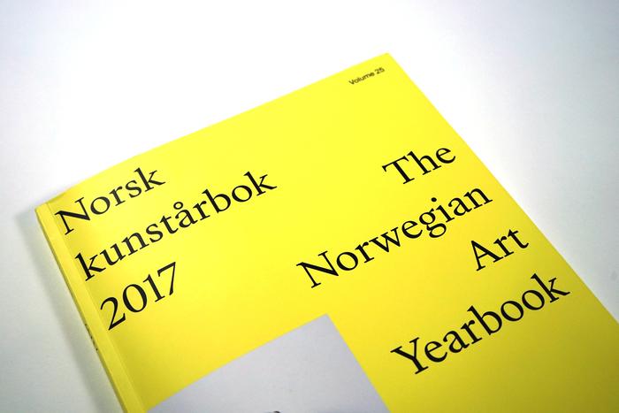 The Norwegian Art Yearbook 2