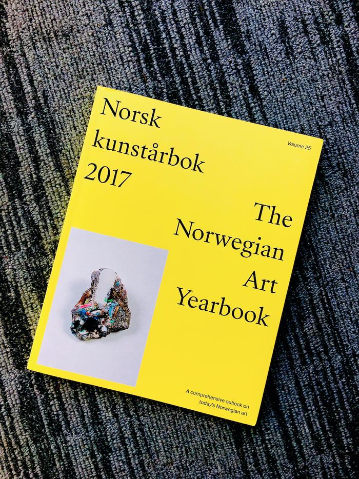 The Norwegian Art Yearbook 1