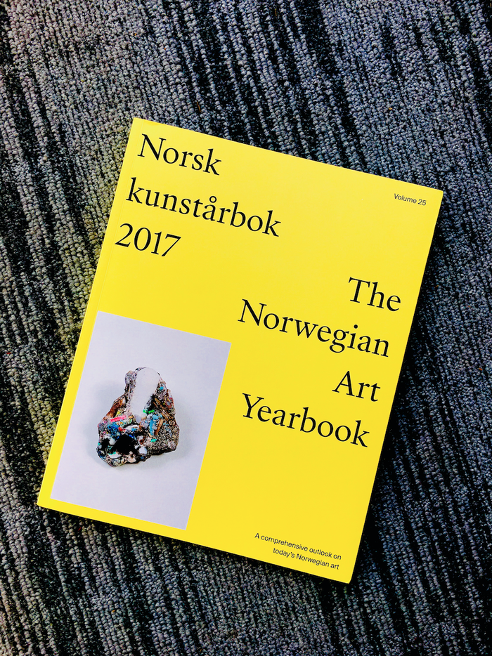 The Norwegian Art Yearbook 1