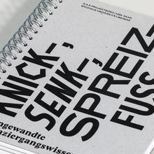 <cite>Knick-, Senk-, Spreizfuß</cite> book