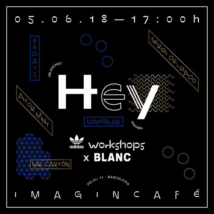 Adidas Originals Workshop × Blanc 2
