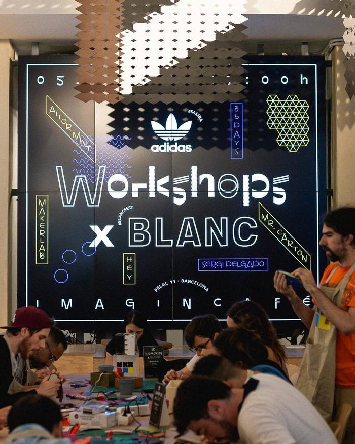 Adidas Originals Workshop × Blanc 4