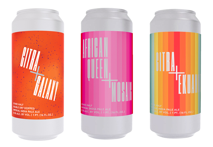 India Pale Ale series by Other Half 10