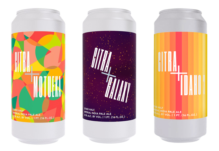 India Pale Ale series by Other Half 9