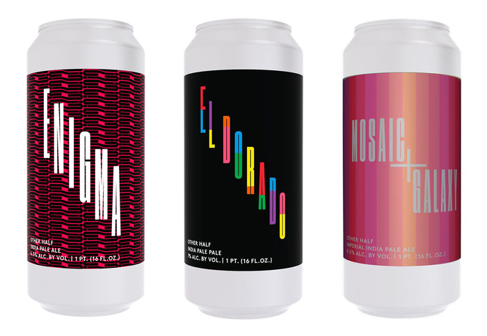 India Pale Ale series by Other Half 8