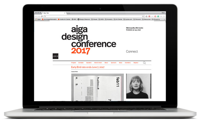 AIGA Design Conference system 6