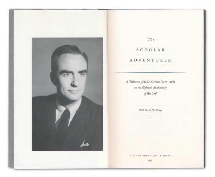 The Scholar Adventurer 1