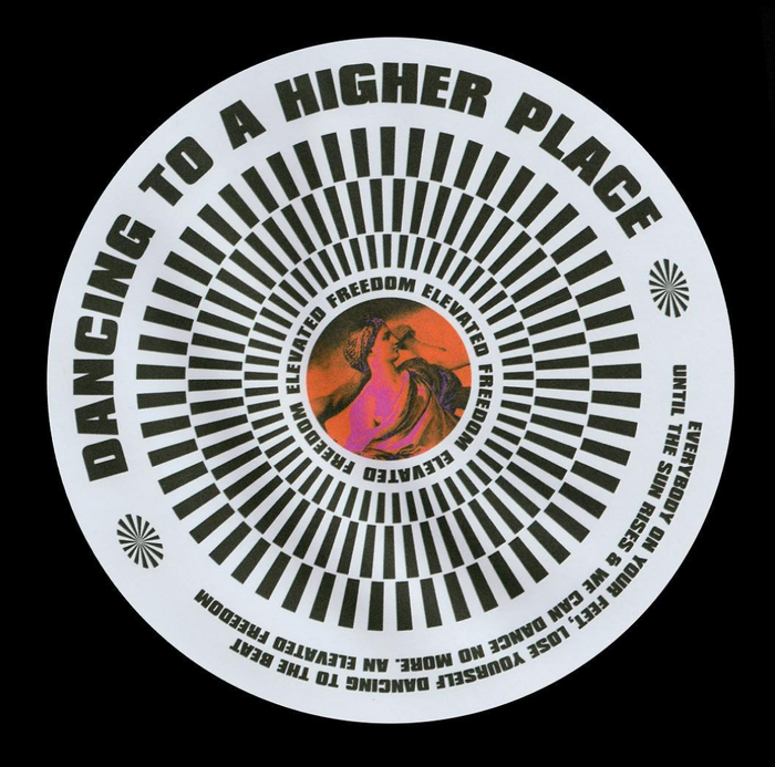 Dancing to a Higher Place 1
