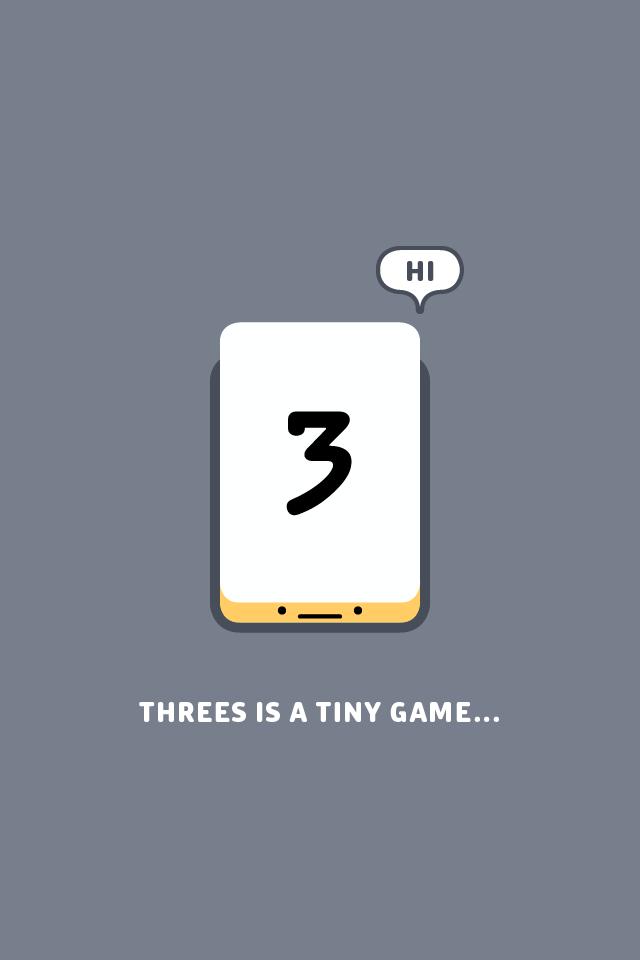 Threes! 2