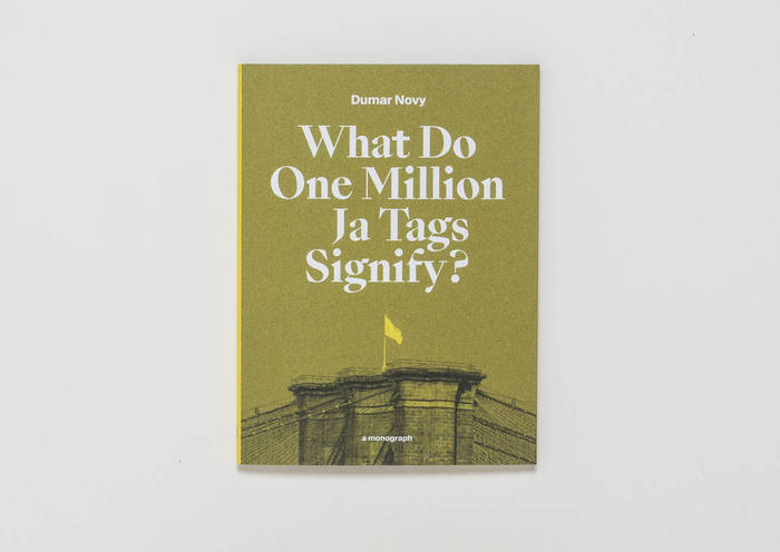 What Do One Million Ja Tags Signify by Dumar Nowy 1
