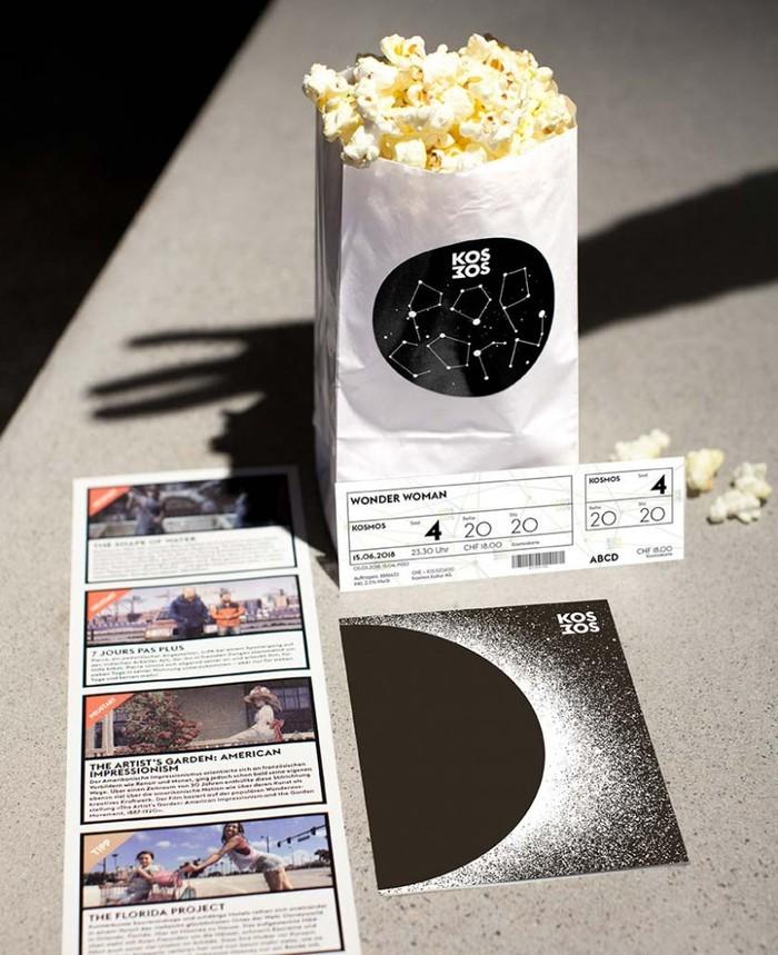 Kosmos – Bühne, Buchsalon, Kino, Bistro, Bar 6