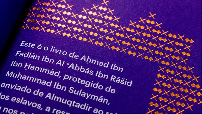 Viagem ao Volga by Aḥmad ibn Faḍlān 8
