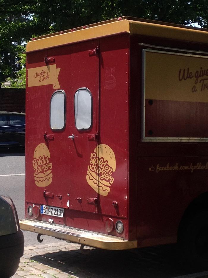 Golden Burgers 5