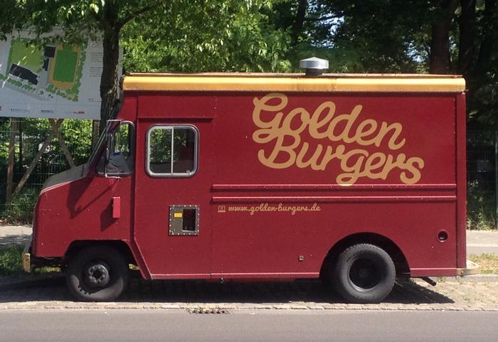 Golden Burgers 1