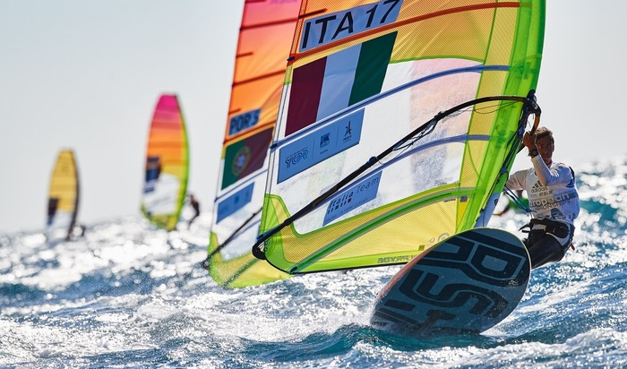 RS:X windsurfing 6