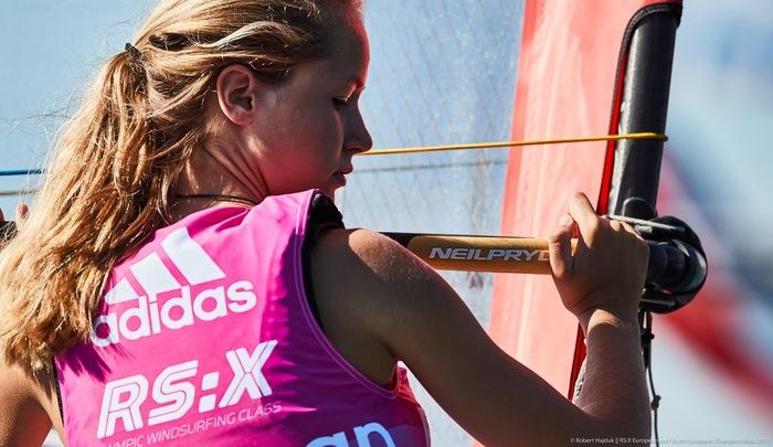 RS:X windsurfing 4