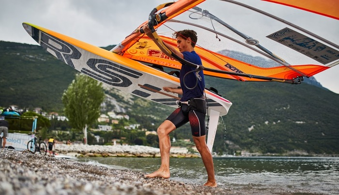 RS:X windsurfing 8