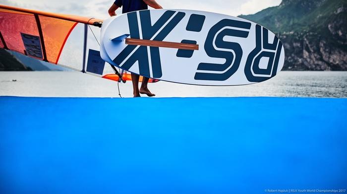 RS:X windsurfing 1