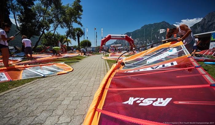 RS:X windsurfing 9