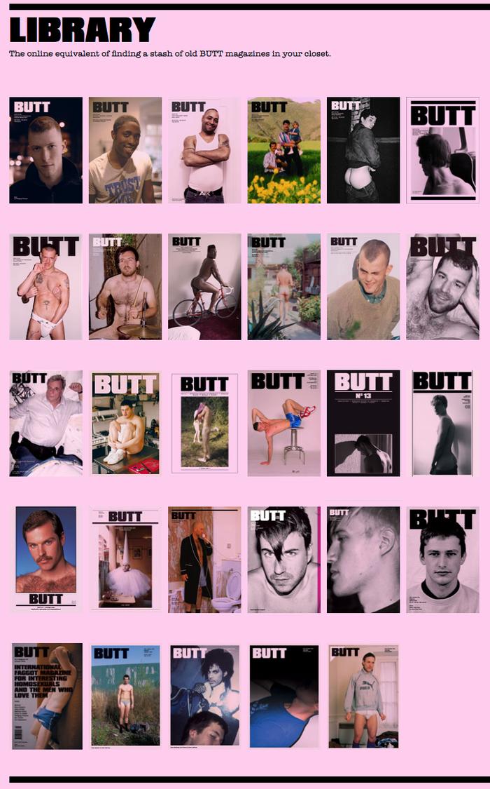 BUTT magazine 9