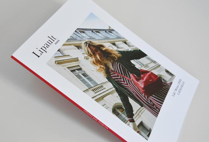 Lipault Catalogue Fall/Winter 2018 1