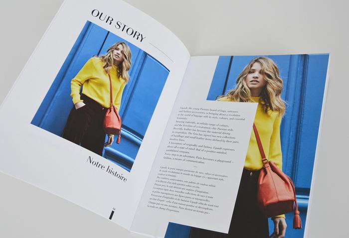 Lipault Catalogue Fall/Winter 2018 2