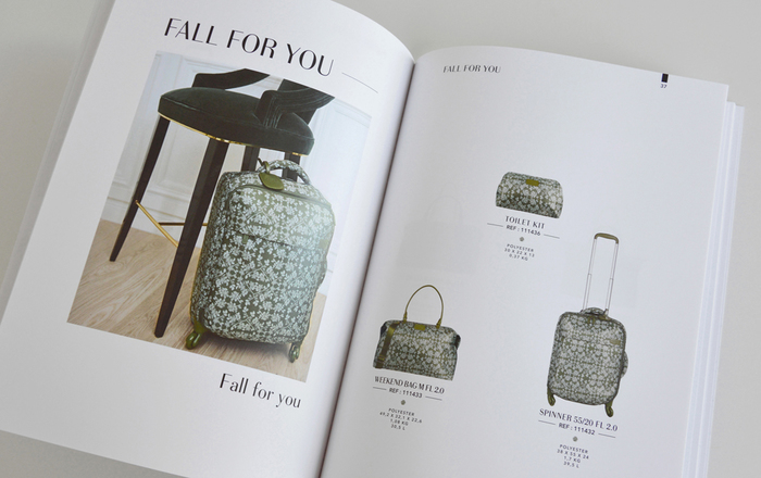 Lipault Catalogue Fall/Winter 2018 3