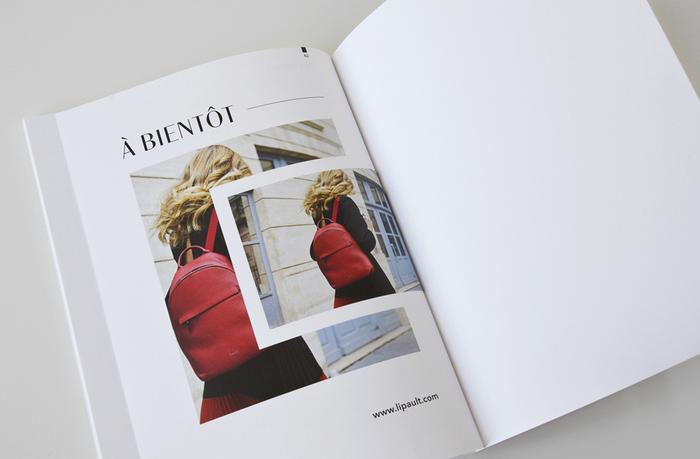 Lipault Catalogue Fall/Winter 2018 6