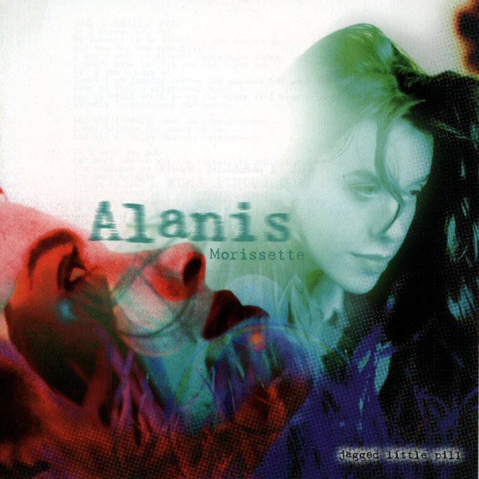Jagged Little Pill by Alanis Morissette 1