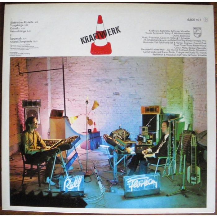 Kraftwerk – Ralf und Florian 2