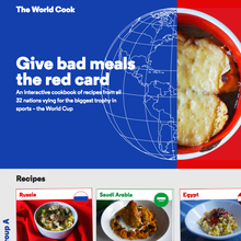 The World Cook website