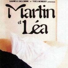 <cite>Martin et Léa</cite> movie poster