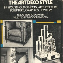<cite>The Art Deco Style</cite> by Theodore Menten