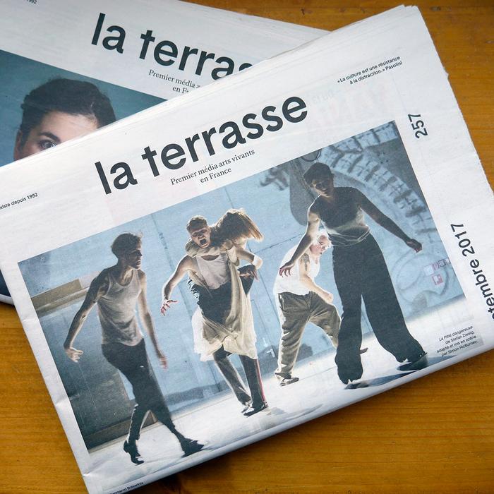 La Terrasse No. 257, nov 2017 1