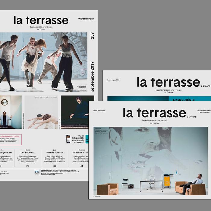 La Terrasse No. 257, nov 2017 2