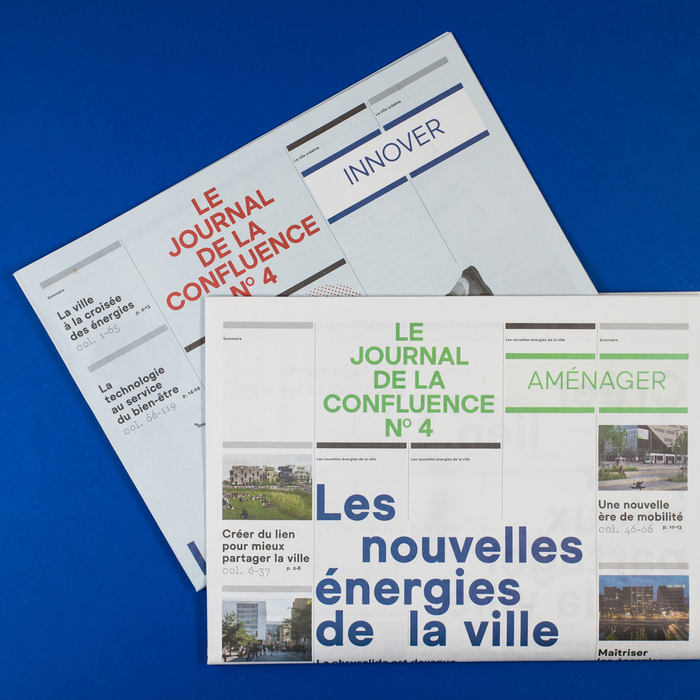 Le journal de La Confluence n° 4 1