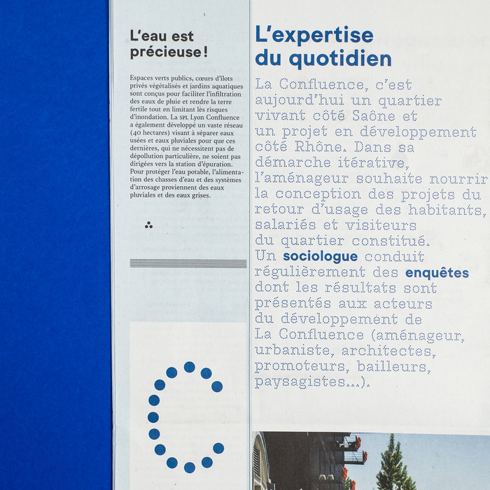 Le journal de La Confluence n° 4 5