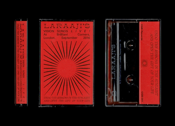 Laraaji – Vision Songs Live! 1